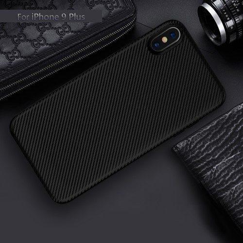 iphone xs max zwart tpu case