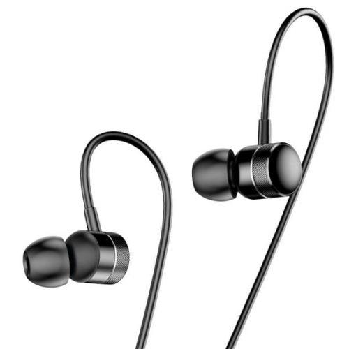 Wire Earphone | Oordopjes – Zwart