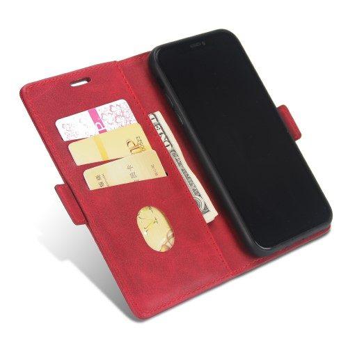 iphone xr wallet book case binnenkant