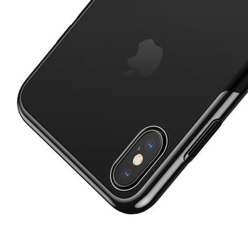 iphone xs hoesje bumper zwart