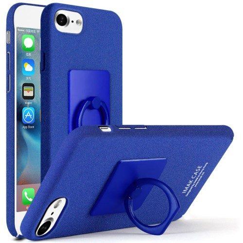 blauw-iphone8-iphone7-hoesje-imak-ring