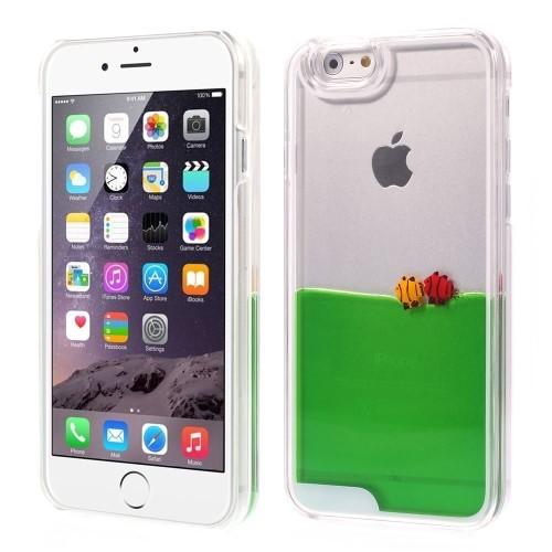 iPhone hoesje met zwemmende visjes