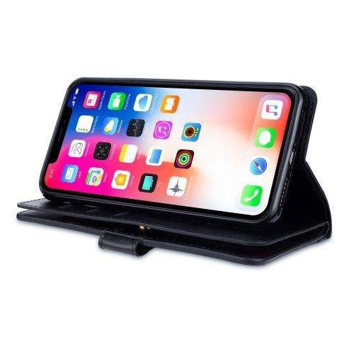 iphone xr portemonnee standaard