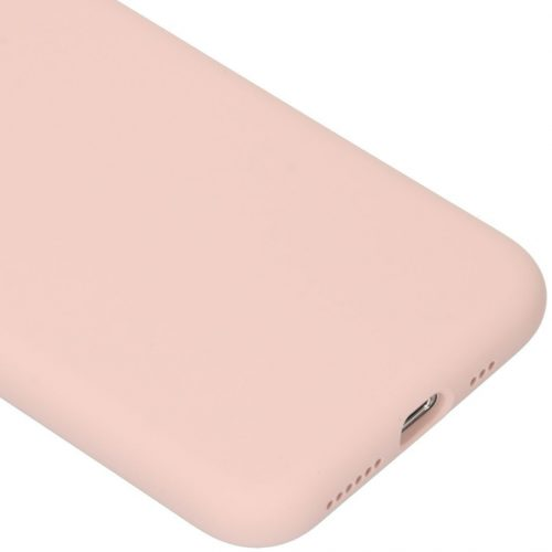 Accezz Liquid Back Cover case voor iPhone 11 Pro