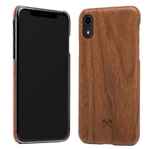 EcoCase-Cevlar Walnut voor iPhone XR