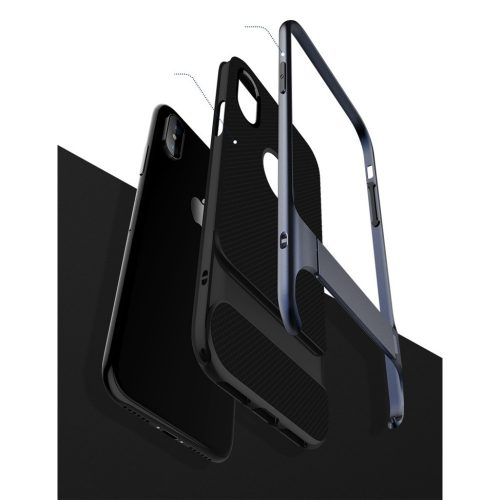 Rock Royce Case met kickstand voor iPhone X