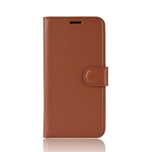 Lederen Wallet Case voor iPhone 11 – Bruin