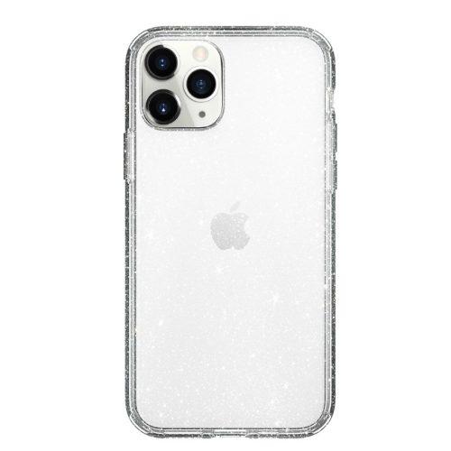 ROCK Shiny Serie TPU Case voor iPhone 11 Pro Max – Zilver