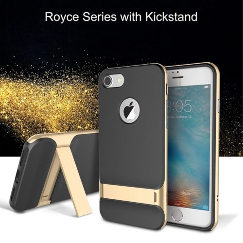 Rock Royce Case met kickstand voor iPhone 7 / 8 / SE 2020