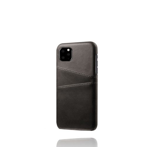 iphone-xr-back-case-pasjes-zwart