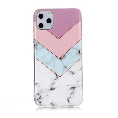 TPU Case Marmer met strepen iPhone 11 Pro