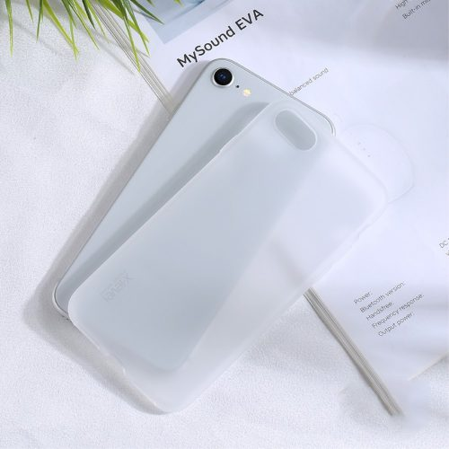 Mat pastelkleurig hoesje voor iPhone SE 2020 / 8 / 7