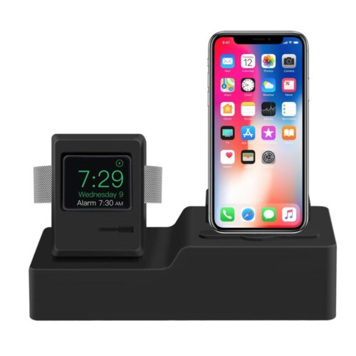 Houder voor iPhone, Apple Watch en Airpods