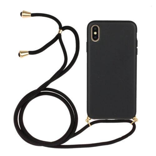 iphone x hoesje met koord