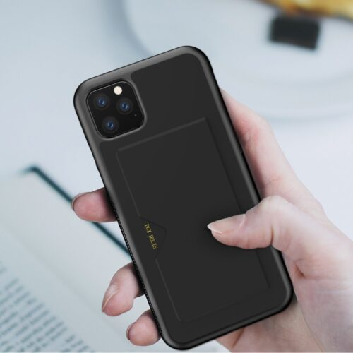 DUX DUCIS Pocard Series TPU Case voor iPhone 11 Pro Max