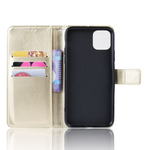 iphone12promax-goud-wallet-case