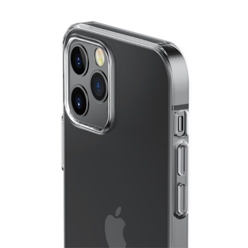 Transparant TPU hoesje voor iPhone 12 Pro / iPhone 12
