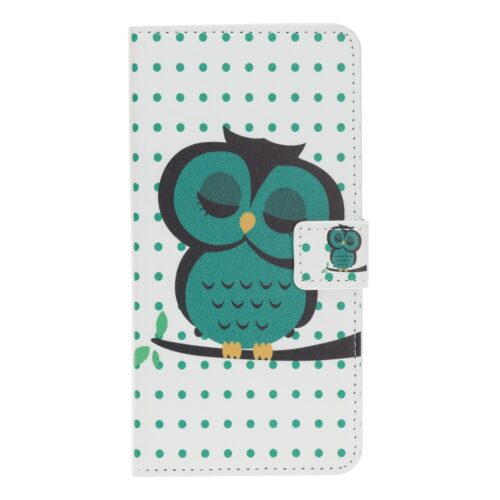 Wallet Case met uiltje – iPhone 12 mini