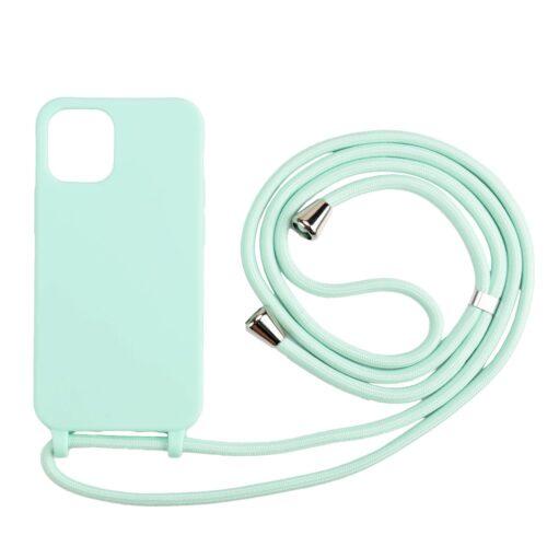 iphone12pro-hoesje-met-koord-lichtgroen