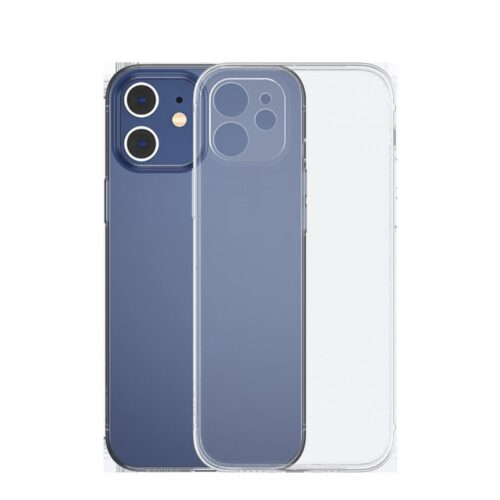 Transparant iPhone 12 TPU hoesje