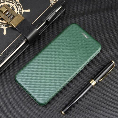 Carbonvezel hoesje voor iPhone 12 / iPhone 12 Pro